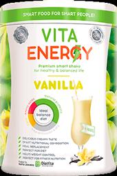 Vita Energy Vanilla Vietnam